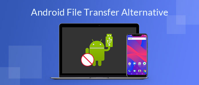 Android File Transfer Alternative