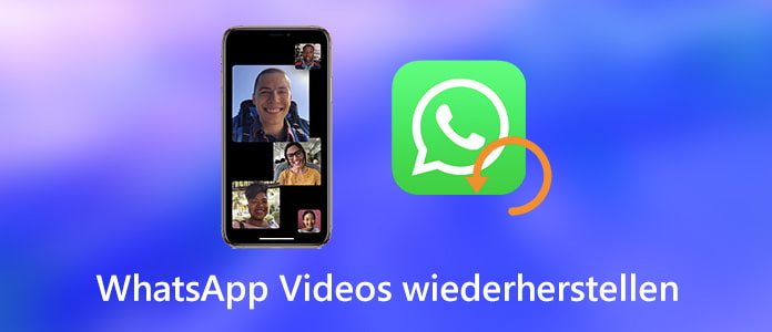 WhatsApp Videos wiederherstellen