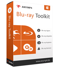 AnyMP4 Blu-ray Toolkit