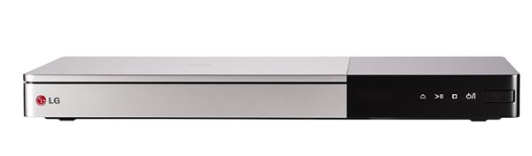 LG BP740 3D Blu-ray Player