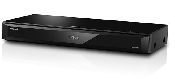 Panasonic DMP-UB704EGK Ultra HD Blu-ray Player