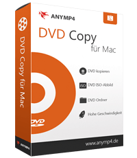 AnyMP4 DVD Copy für Mac