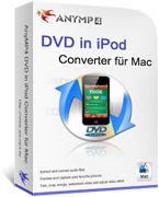 DVD in iPod Converter für Mac