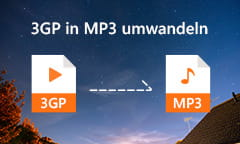 3GP in MP3 umwandeln