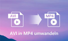 AVI in MP4 umwandeln