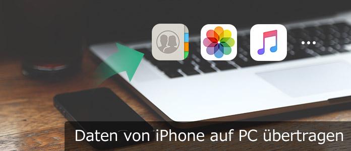 IPHONE 4 DATEN AUF PC ÜBERTRAGEN