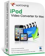 iPod Video Converter für Mac
