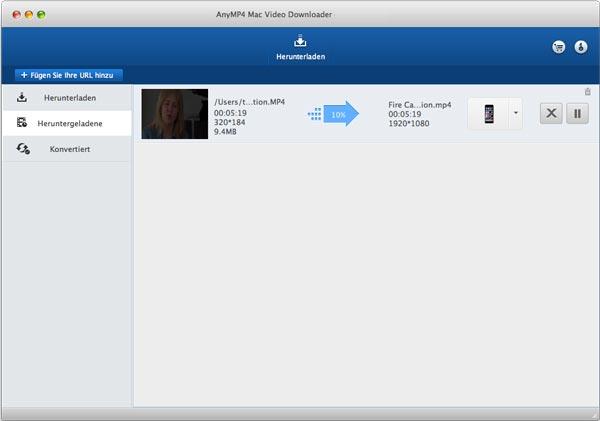 mac video downloader online video auf mac herunterladen. Black Bedroom Furniture Sets. Home Design Ideas