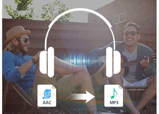 AAC in MP3 umwandeln